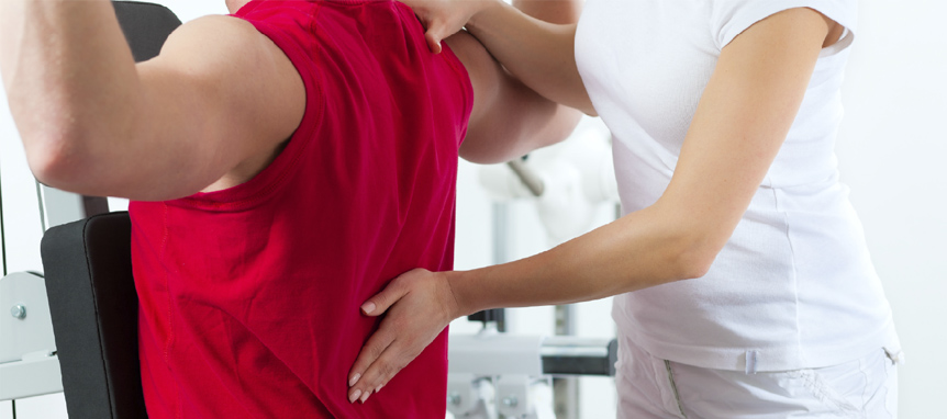 Back pain and chiropractic in Brampton